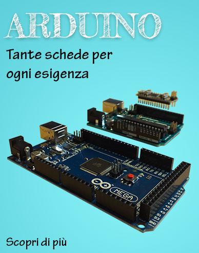 Schede di Arduino